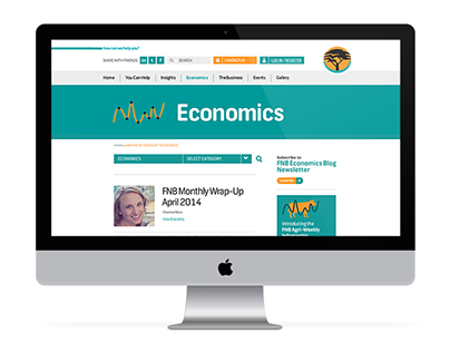FNB Blog - Web Design