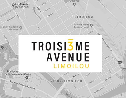 3e Avenue - Limoilou