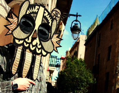 Barcelona Mask Project