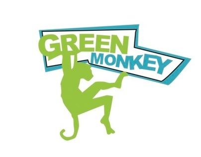 Green Monkey Brand Identity