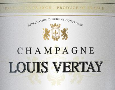 Champagne Louis Vertay