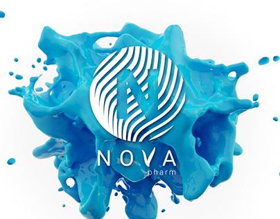 Nova Pharm Logo