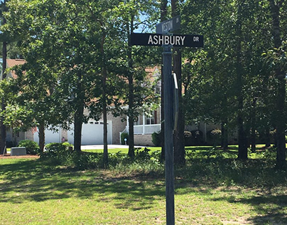 592 Ashbury Drive – 0.36 Acres
