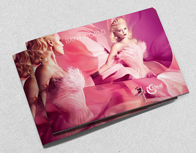 IdealStandard 2015 Leaflet Design