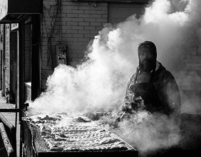 Street Photography: Detroit, Eastern Market