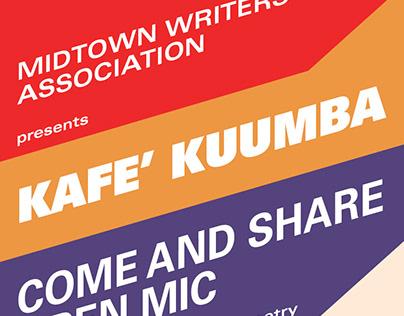 Kafe' Kuumba Postcard