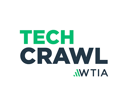 WTIA 2018 TechCrawl T-shirt Design