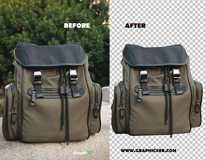 Clipping path-Background removal for e-commerce.