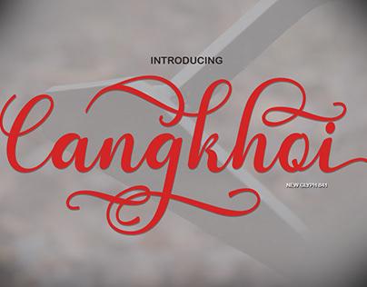 Cangkhoi script