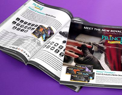 Prince Premium+ 8mil Exam & Industry Gloves Sales Deck