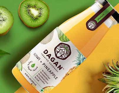 DAGAN juices