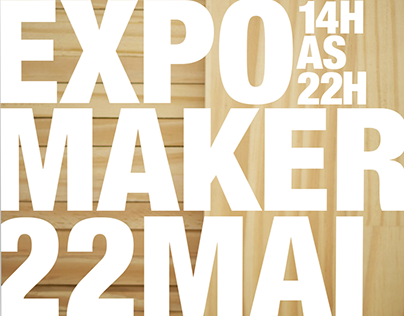 Expo Maker - Poster
