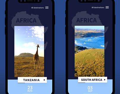 No Three |Africa