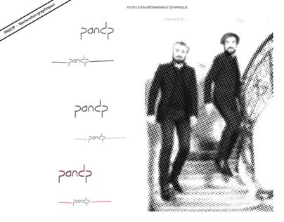 PANDP - Création d'identité de marque