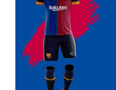 My soccer kits concepts