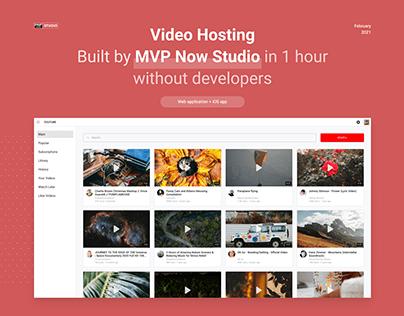 Video Hosting MVP