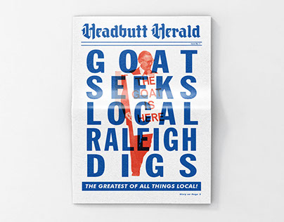 GOAT Local Newspaper