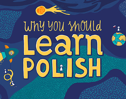 Why you should learn polish (press illustration)