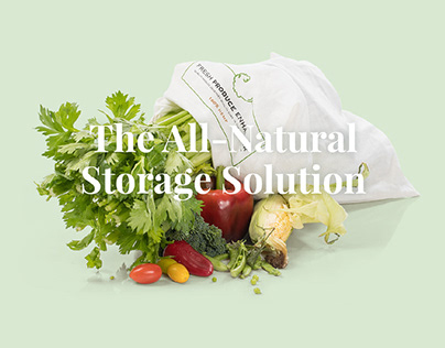 Stored Naturally E-Commerce Design