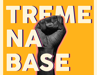 Identidade Visual - Treme na Base