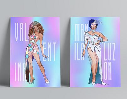 Drag Queen Merchandise