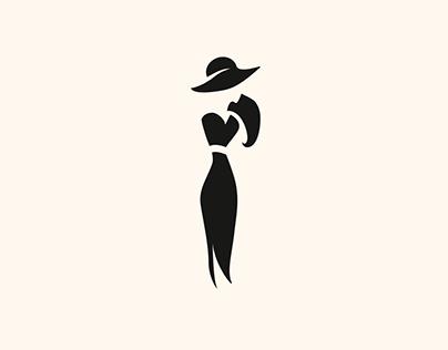 The Woman - Logo Concept