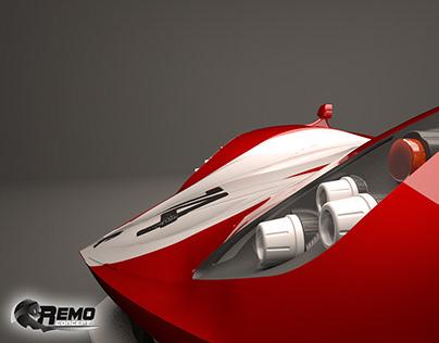 Remo Concept - Lola t70 Revival (2015)