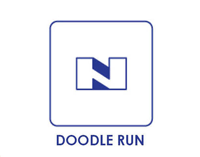 New Balance Doodle Run