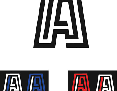 """""""A"""" Logotype for Aze"""