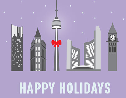 Sherbourne Health - Holiday Message 2017