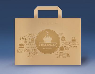Carry Bag for True Cakes