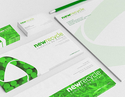 New Recycle - Identidade Visual