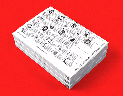 BRAND DESIGN - 40 Documents'