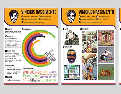 Creative Apresentation • Infography