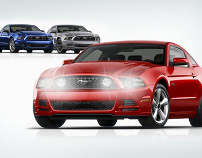 Ford Build & Price