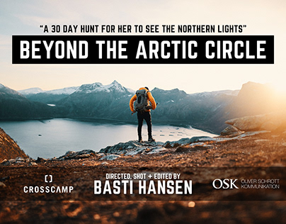 BEYOND THE ARCTIC CIRCLE