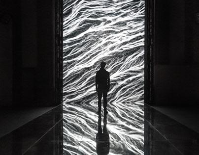 Multiverse - Perpetual light installation