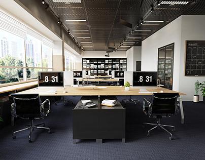Дизайн офиса/Office design