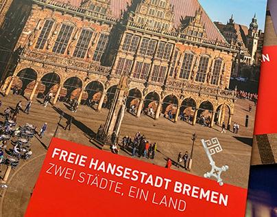 Broschüre Wirtschaftsförderung Bremen