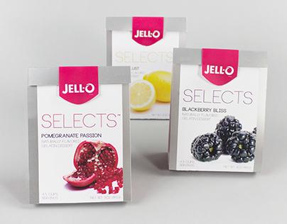 Jello Selects Rebrand