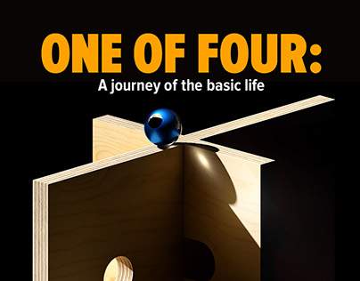 ONE OF FOUR: A journey of the basic life