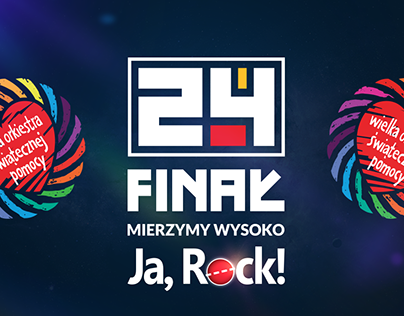 24 Finał WOŚP - Ja,Rock
