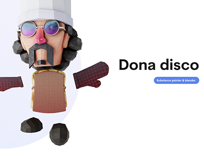 Dona disco