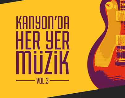 Kanyon'da Her Yer Müzik Vol.3