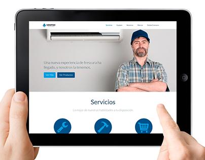 Krofsh | Web Design and Development