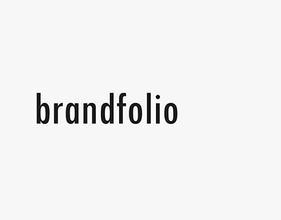 Brandfolio   works recap