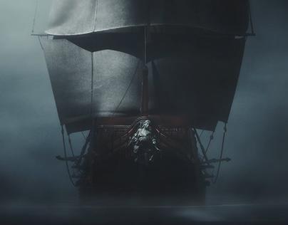 Pirate Ship - CG Cinematic