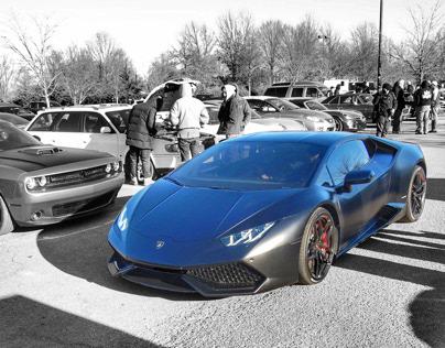 Lamborghini Edit