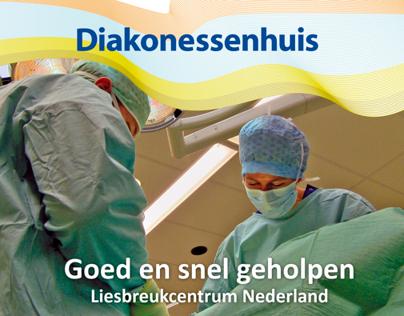 Liesbreukcentrum Diakonessenhuis