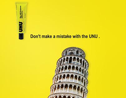 UHU advertising